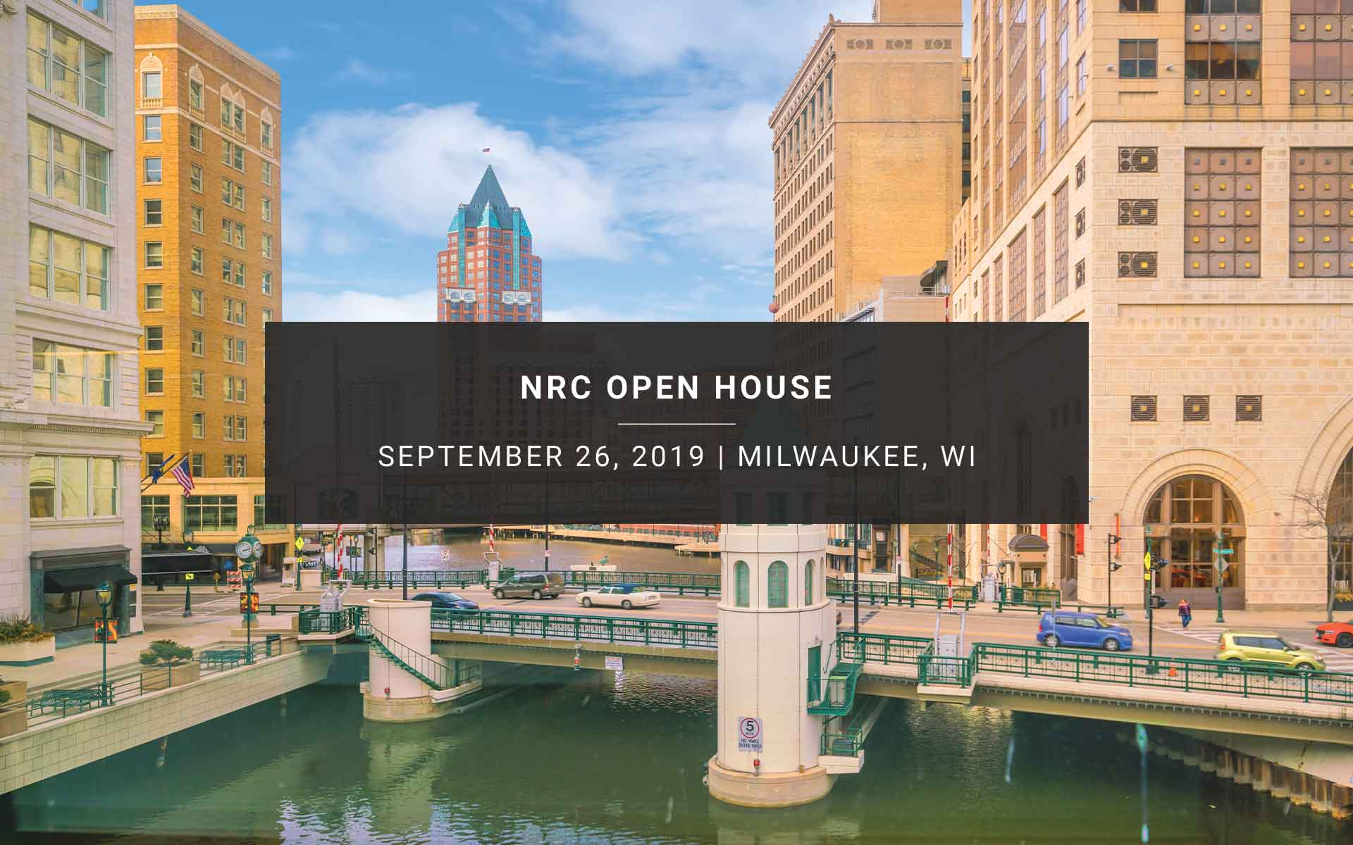 NRC Open House New Resources COnsulting