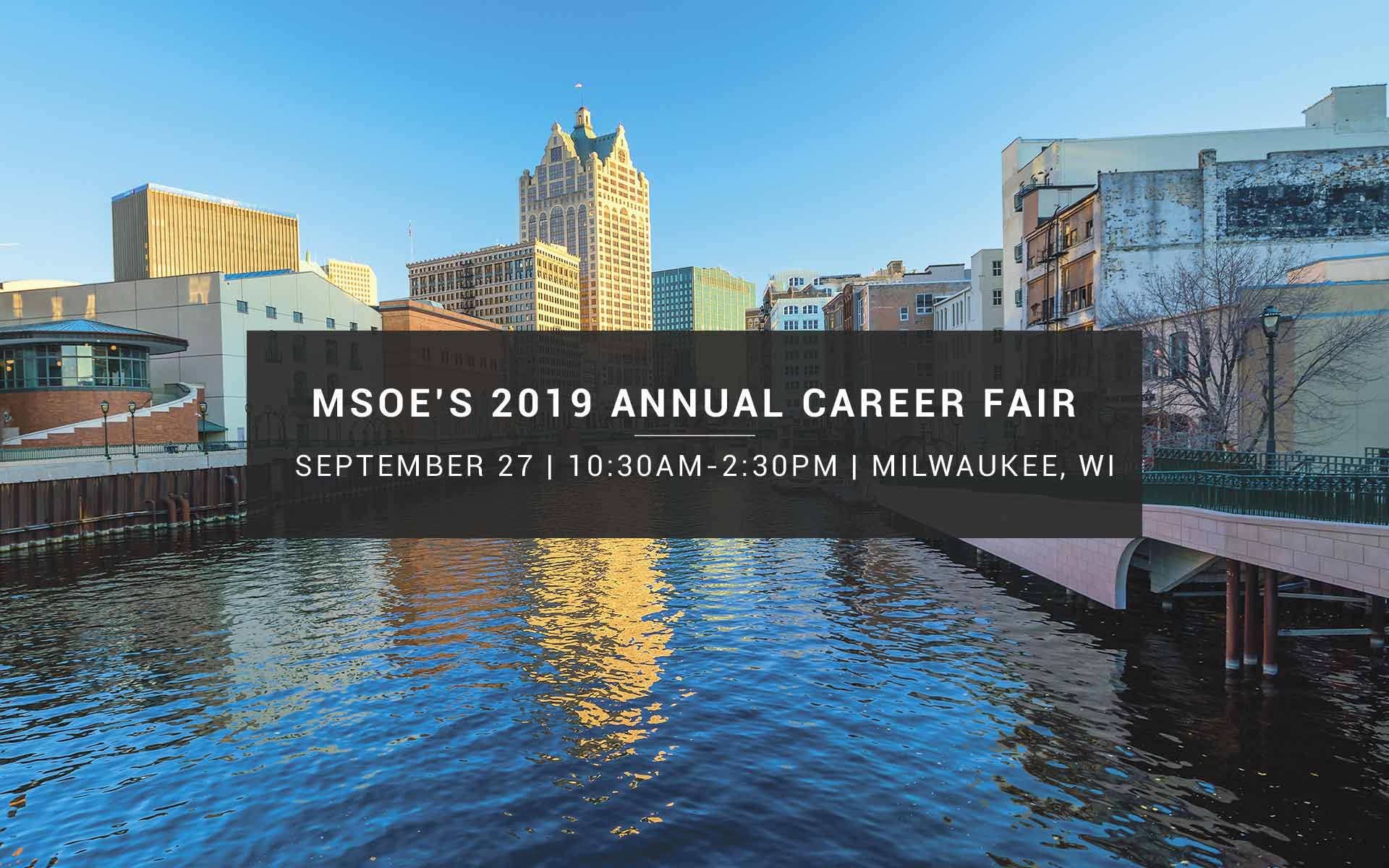 MSOE 2019 Annual Career Fair