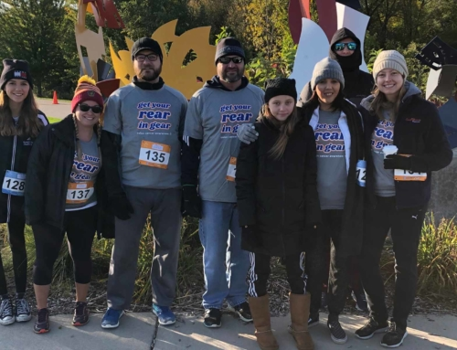 "2019 ""Get Your Rear in Gear"" 5k Event for Colon Cancer"