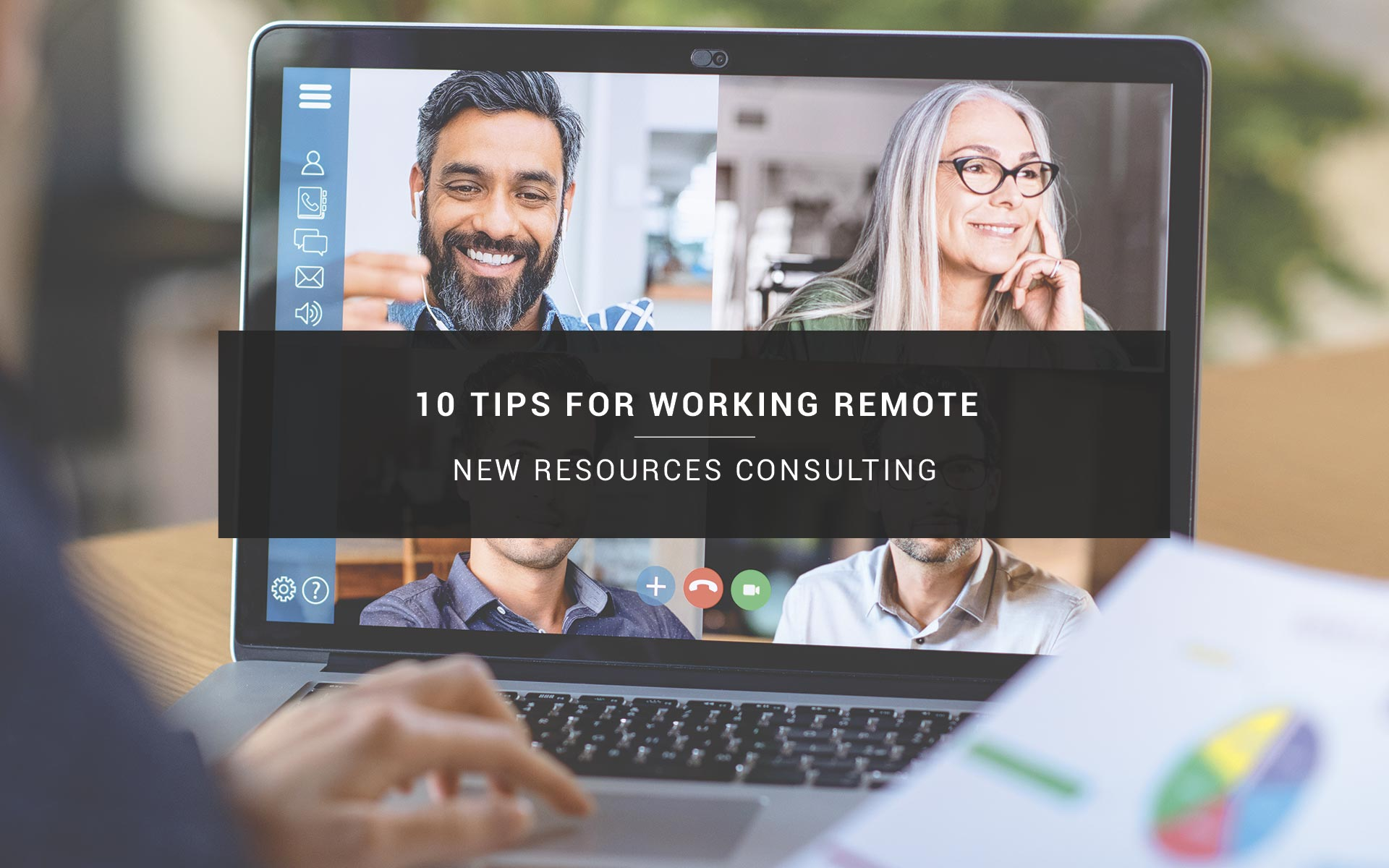 10 Tips for Working Remote | NRC Managed Services