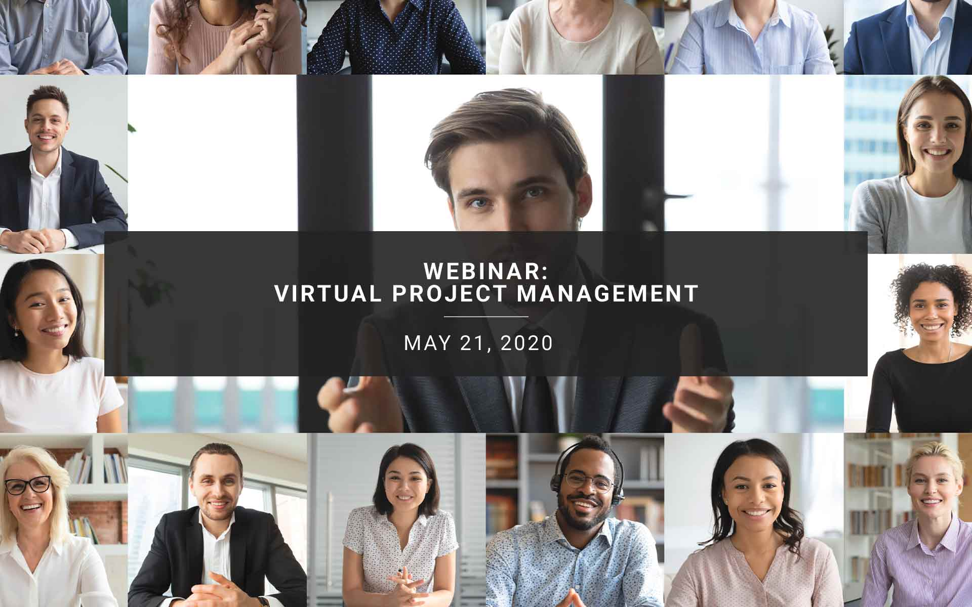 Webinar: Virtual Project Management