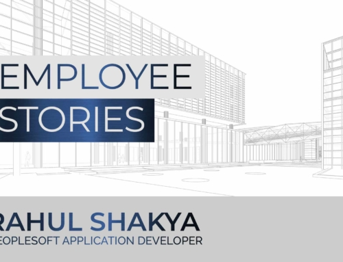 NRC Employees Stories: Rahul Shakya