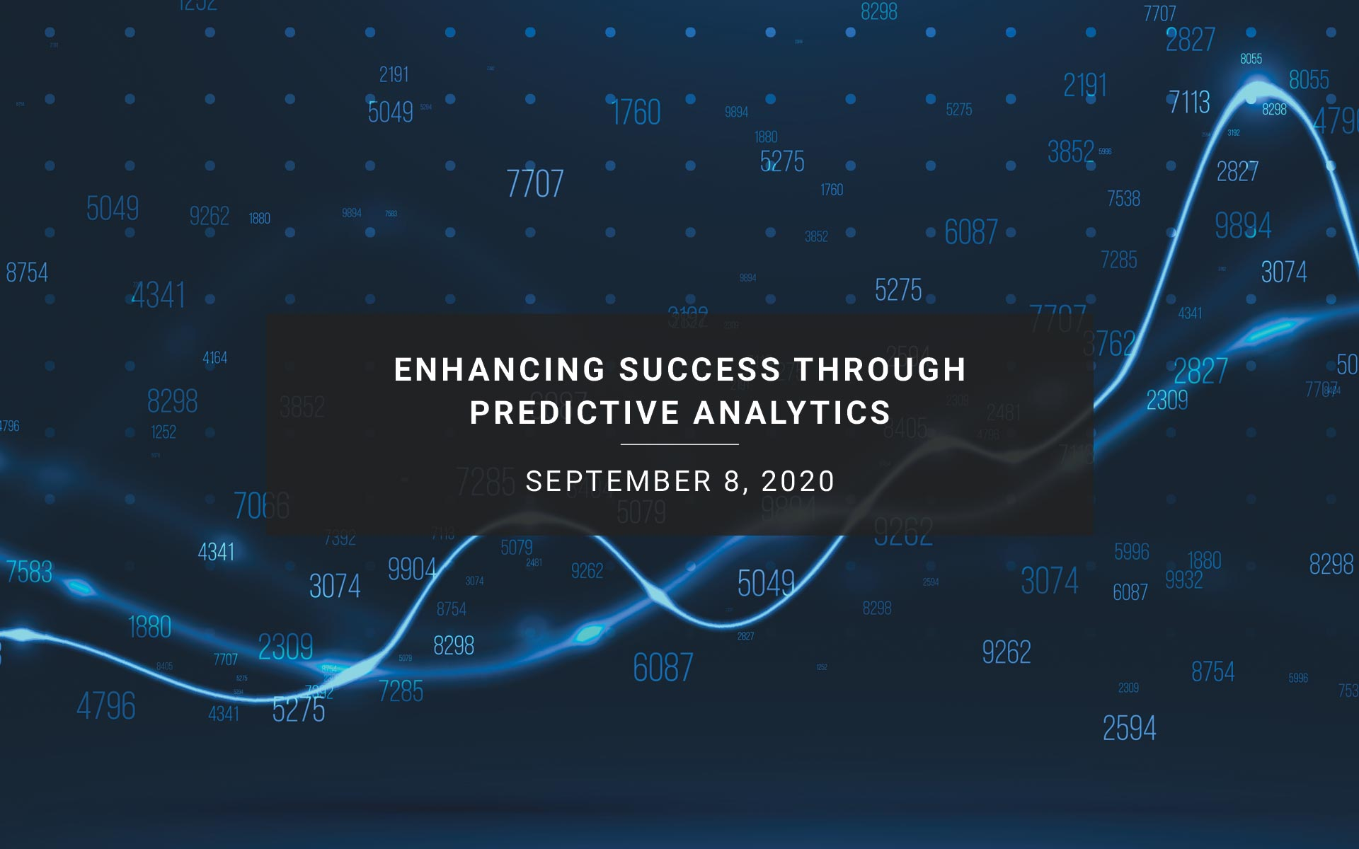 Enhancing Success through Predictive Analytics | New Resources Consulting