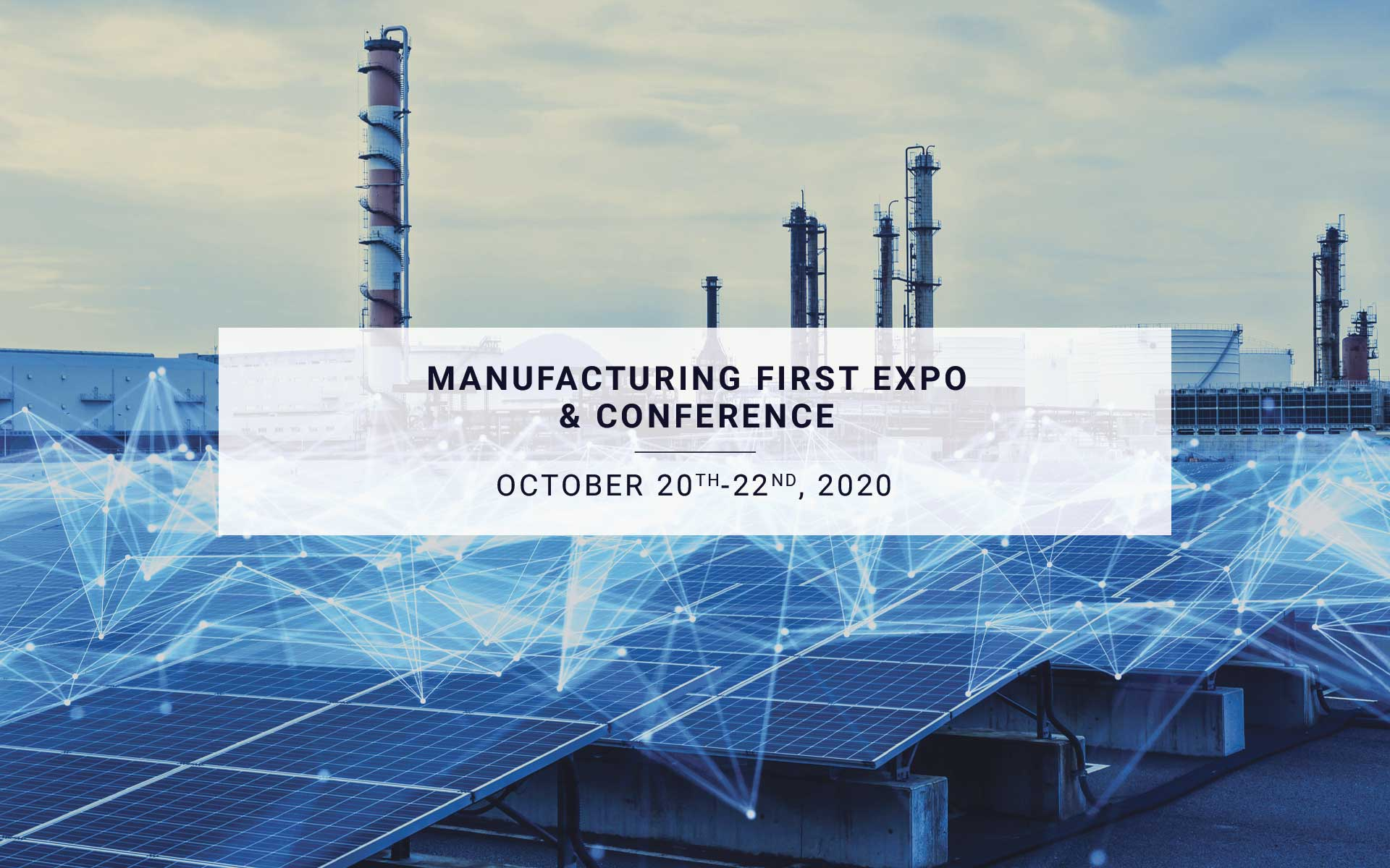 Manufacturing First Expo & Conference | New Resources Consulting